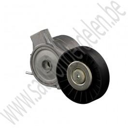 Multiriemspanner incl rol, OE-Kwaliteit, Saab 9-3v1 en 9-5, viercilinder benzine, bj: 1998-2010, org.nr. 4898755, 55562632