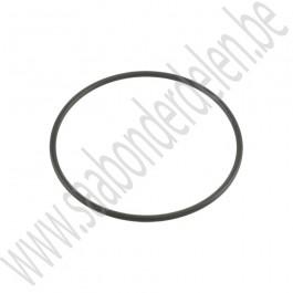 O-ring, T7 gasklephuis, bovenop, Origineel, Saab 9-5, 9-3v1, 2.0t, 2.3t, 2.3T, B205 en B235, bj 1998-2010, org. nr. 4940698