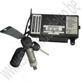 Antidiefstalcomputer Twice occasie inclusief sleutel afstands bediening Saab 9.5 '98-'10 art.nr. 5042239, 5040167, 5040130, 5262761