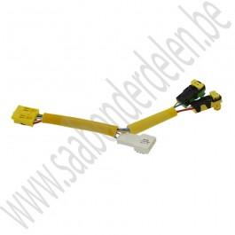 Bedrading, airbag stuur, gebruikt, Saab 9-5, bj 2002-2010, ond.nr. 5202593, 5552096, 12766212, 12779965