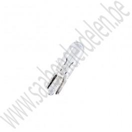 Lampje, dashboard verlichting, OE-Kwaliteit, Saab 9000, 900NG, 9-3v1, 9-5, bj 1985-2005, org.nr. 9505538, 5375266