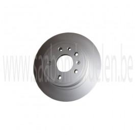 OE-kwaliteit Saab 9-5 achterremschijf, bj. '99-'10 art. 4907523, 5391537, 12763591, 5057476