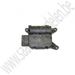 Kachel hercirculatiemotor, Origineel, Saab 9-5 bj 2005-2006, ond.nr. 12769268, 5468061