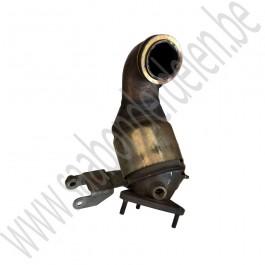 Katalysator, gebruikt, Saab 9-3v2, 1.9TiD 150PK, bj 2005-2010, ond.nr. 55187620