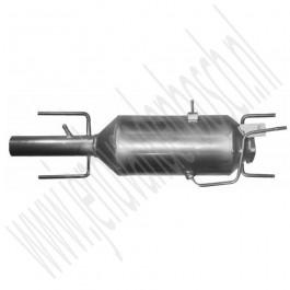 aftermarket partikelfilter, roetfilter Saab 9-3 V 2 diesel 1.9DT DTH en DTR, bj. '05-'12. art. nr. 55187619 55561054  55572175