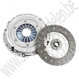 Koppelingset, origineel, 120 pk,150 pk, Saab 9-3 sport, TID 1,9, motorcode DT, DTH, ond. nr. 55578718  93181953