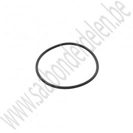 O-ring, T7 gasklephuis, onder, Origineel, Saab 9-5, viercilinder benzine, bj 2004-2010, org.nr. 5958764