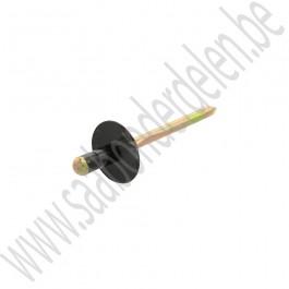 Klinknagel, Origineel, Afdichting onderzijde deur, Saab 99, 90, 900 Classic, ond.nr. 8235178, 7977325