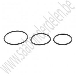Koppelingscilinder reparatieset, versnellingsbakzijde, origineel, Saab 99, 90, 900 Classic, bj 1976-1993, org.nr. 8781072