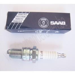 Bougies BP6ES, origineel, Saab 99 en 900 Klassiek, bj '79 tm '89, art. nr. 8814402