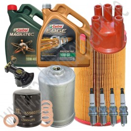 Onderhoudsset, grote beurt, B202 Bosch injectie en Turbo, Saab 900 Classic, bj 1985-1993, ond.nr. 8819294, 7564420,  9144445, 7501216, 7514722,