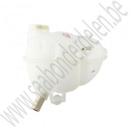 Koelvloeistofreservoir, Origineel, Saab 9-5, Viercilinder benzine, bj 1998-2010, org. nr. 90499749, 4575684