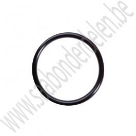 O-ring oliepeilstok, vulbuis naar tussenpijp, origineel, Saab 9-3 en 9-5, B205, B235, bj 1998 tm 2010, ond. nr. 9138108