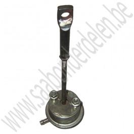 Wastegate actuator, Gebruikt, Standaard, Saab 900 Classic, 9000, 900ng, 9-3V1, 9-5 ond.nr. 9169483, 9483983, 55560085, 9199811