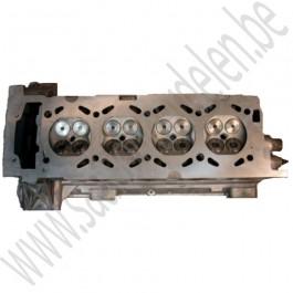 Cilinderkop, gereviseerd origineel, Saab 9-3 en 9-5, T7, ond.nr. 9186941, 93169237, 55557210
