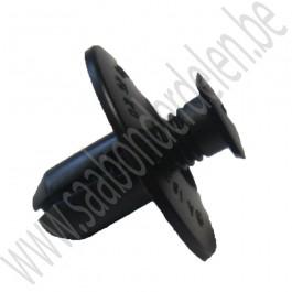 Clip, middenconsole, origineel, Saab 9-3 versie 2, bouwjaar 2003-2011, ond.nr. 92152041