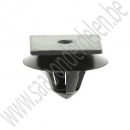 Clip, parafan en drempel, Origineel, Saab 9-3v2, bj 2003-2011, art.nr 92152182