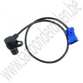 BDP-sensor, blauwe stekker, OE-Leverancier, Saab 900NG, 9-3v1, 9-5, viercilinder benzine, bj 1996-2010, ond.nr. 55557326, 9177221, 30561772