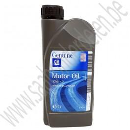 Motorolie, 10W-40, Origineel, 2L, ond.nr. 93165214