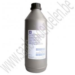 Olie, achterdifferentieel, Origineel, Saab 9-3v2, 9-5NG, met eLSD, bj 2008-2011, ond.nr. 93165387