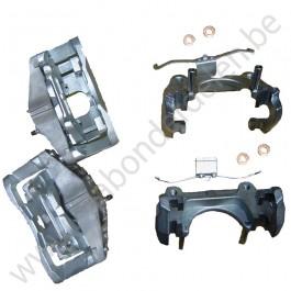 Voor remklauwset inclusief brackets 16+'' 314mm, Saab 9-3 v2, 9-5 upgrade, org.nr. 93176378  Rechts: 93176376 Links: 93176375