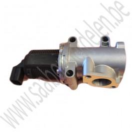 EGR-klep, origineel, Saab 9-3v2, Z19DT-motor,  120 PK, bj. '05 tm '10, art.nr. 93181976, 93189082, 55215032, 851342