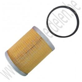Brandstoffilter, OE-Kwaliteit, Saab 9-3v1, 9-3v2, 9-5, 2.2TiD, 3.0TiD, bj 1998-2005, ond.nr. 90542912, 5195516, 5464646
