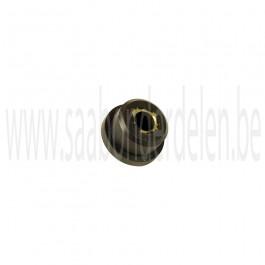 Nw. Saab 900 Klassiek smal rubber dynamosteun, bj. '86-'93, art. nr. 9354770