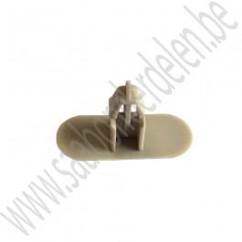 Clip, bevestiging hemelbekleding, Origineel, Saab 900NG, 9000, 9-3v1, 9-5, bj 1985-2001, ond.nr. 9785031