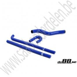 Solenoïd- en carterslangen, do88, Saab 9-3 versie 2 B207, bouwjaar 2003-2010. ond.nr. 12783378, 12786377, 12786379, 12791599