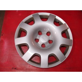 Wieldoppen set 16 inch.  saab origineel  9-3 , 9-5 art. nr12768993 art. nr32025897