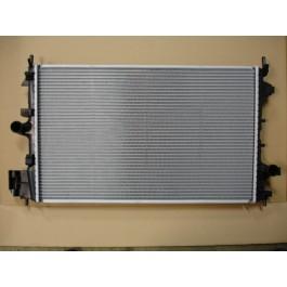 Nw. radiateur v. 1.9DTH en DT diesel Saab 9-3 sport met handgeschakelde transmissie, bj. '05 tm '10 art. nr 13196477 24418345