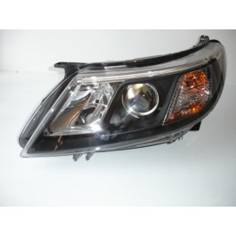 Xenon koplamp nieuw links en rechts voor Saab 9-3 Sport bj.  '08 tm '12 art. nr.  L. 12778677 12842065 R. 12778678 12842066