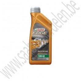1 liter Castrol Edge Sport 10W-60 motorolie, Getunede en volle druk turbo motoren