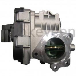 Gasklephuis, Origineel, Saab 9-3v2, 1.9 TTiD, bj 2008-2012, org.nr. 55229717, 93191644, 55220870, 55215486
