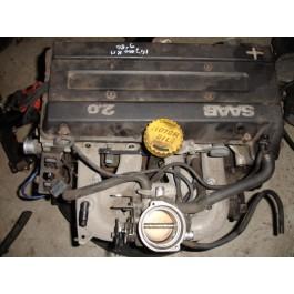 Complete Motor, gebruikt, B204 i, 2.0 injectie, Saab 900ng en 9-3 versie 1, 9174228, 30558267, 9139262,