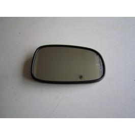 Zelfdimmend spiegelglas, wide angle, links, Origineel, Saab 9-3v2, 9-5, bj 2003-2009, ond.nr. 12833400, 12833399, 12833398, 32017831