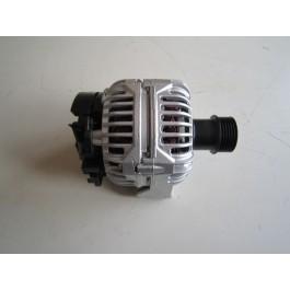 Dynamo, gereviseerd, 140 A, Saab 9-3 Versie 1 en 9-5, bouwjaar: 1998 tm 2010, ond. nr. 12770124, 5248372