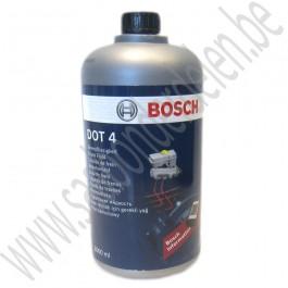 Bosch remvloeistof 1 Liter DOT 4 voor elk type Saab