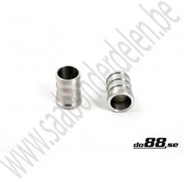 Las nippel, do88, 25mm, aluminium
