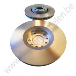 Voorremschijf, 16+ inch, 314 mm, OE-Kwaliteit, Saab 9-3 Versie 2 org.nr 93175606, 24453132, 32019587