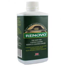 Renovo Soft Top Cleaner, ond nr. 8890071