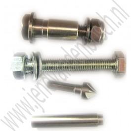 Schakelmechanisme, reparatieset, 6 versnellingen, Saab 9-3v2, ond.nr. 55556311