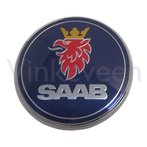Saabonderdelen Saab 9 5 Embleem Achterklep Voor Bouwjaar 2001