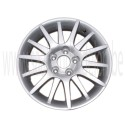 "Velgenset 16"", 14 spoke, ALU 72, occasie, Saab 9-5, 9-3V1, 9-3V2 en 900 New Generation, bj. '94-'12, org. nr. 12770236"