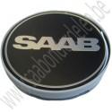 Naafkap, Saab 9-3 versie 1, 9-3 versie 2 en 9-5 bj '98 - '14, art.nr. 2100004