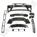 Griffin bumper upgrade set, Origineel, Saab 9-3v2, bj 2008-2012, ond.nr. 32019875