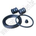 Reparatieset, voorremklauw, rubber, Saab 900 Classic, 9000, bj 1985-1993, org.nr. 8961799