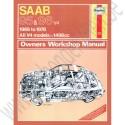 Werkplaatshandboek, Saab 95, 96, Haynes, bouwjaar 1966-1976