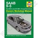 Werkplaatshandboek, Saab 9-5 Haynes, bouwjaar 2005 tm 2010